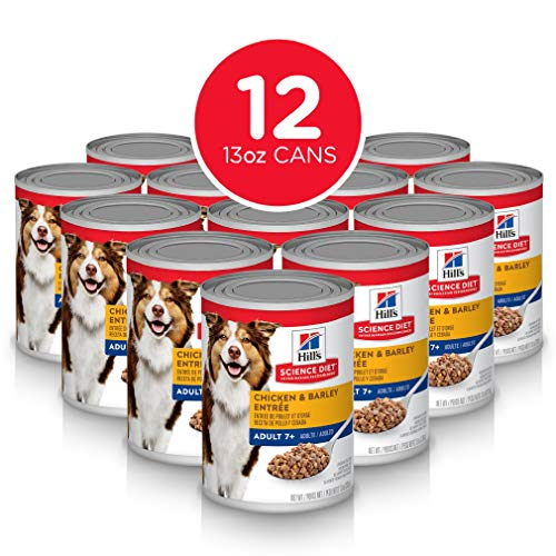 Hill's Science Diet Wet Dog Food, Adult 7+ for...
