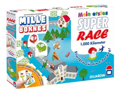 Winning Moves 4035576080282 Mein erstes Super Race, 1.000 Kilometer