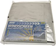 Great value for money Supplied brand new Suitable for many applications Available from stock for immediate dispatch All prices include VAT. Invoice provided Maypole windscreen frost protector / sunshade Essential motoring accessory for winter and sum...
