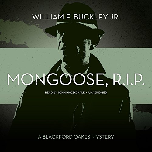 Mongoose, R.I.P. cover art
