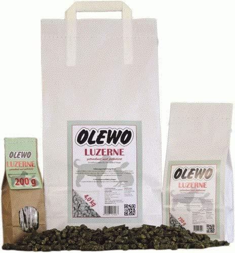 Olewo, Luzerne Pellets