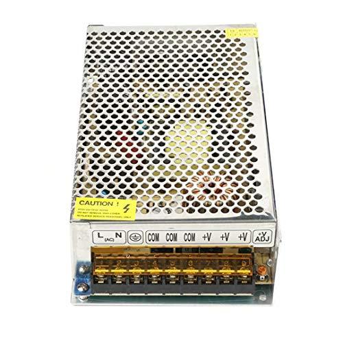 12V 240W Transformador de Voltage Alimentación de Interruptor, AC220V a DC12V 20A Transformador de Voltaje, para Tira LED Luces,Impresoras 3D, cámaras de vídeo, Radio, Proyecto de Computadora