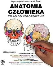 Anatomia czlowieka Atlas do kolorowania