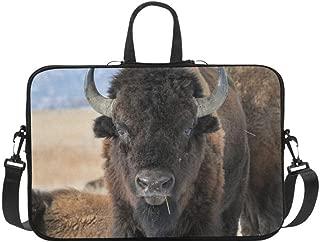Laptop Bag Violent Barbaric Cow Shoulder Bag Crossbody Bag Adjustable for Men Women College Students Unisex-Adult Business Travelling Work University