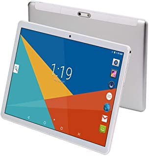 """Tablet 10 Inch (10.1""""),4GB RAM,64GB ROM,Android 8.1,GPS,WiFi,USB,1280X800 IPS Screen,Octa Core CPU,2+8 MP Camera Computer ..."""