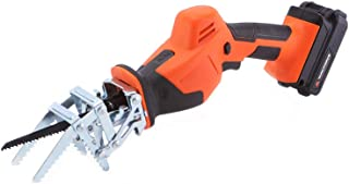 Sponsored Ad – Yard Force 20V Cordless Garden Saw with Multiple Blades, Clamping Jaw, 2.0Ah Lithium-Ion Battery & Charger ...