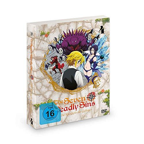 The Seven Deadly Sins: Die Rückkehr der Gebote - Staffel 2 - Vol.4 - [DVD]