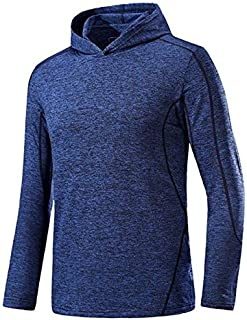 BEESCLOVER Women Men Fitness Running Sports Stretch T Shirt with Cap New Arrival Long Sleeve Quick Dry Jogging Exercises Athletic Yoga