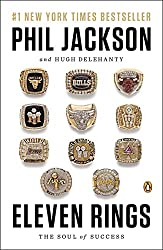 best sports autobiographies written by coaches eleven rings phil jackson