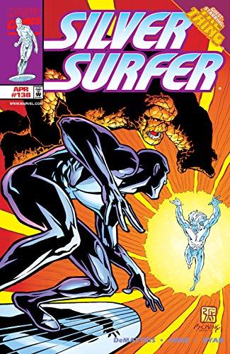Silver Surfer (1987-1998) #138 (English Edition)