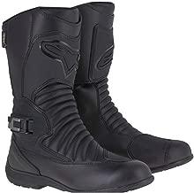 Alpinestars Supertouring Gore-Tex Men's Motorcycle Street Boots (Black, EU Size 42)