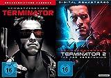 Terminator Teil 1 + 2 - Tag der Abrechnung Digital Remastered (Arnold Schwarzenegger) Uncut 2 Disc...