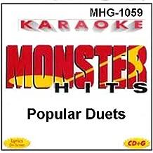 Monster Hits Karaoke #1059 - Popular Duets by STEVIE NICKS/TOM PETTY