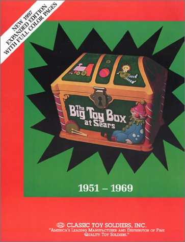 The Big Toy Box At Sears(1951-1969)