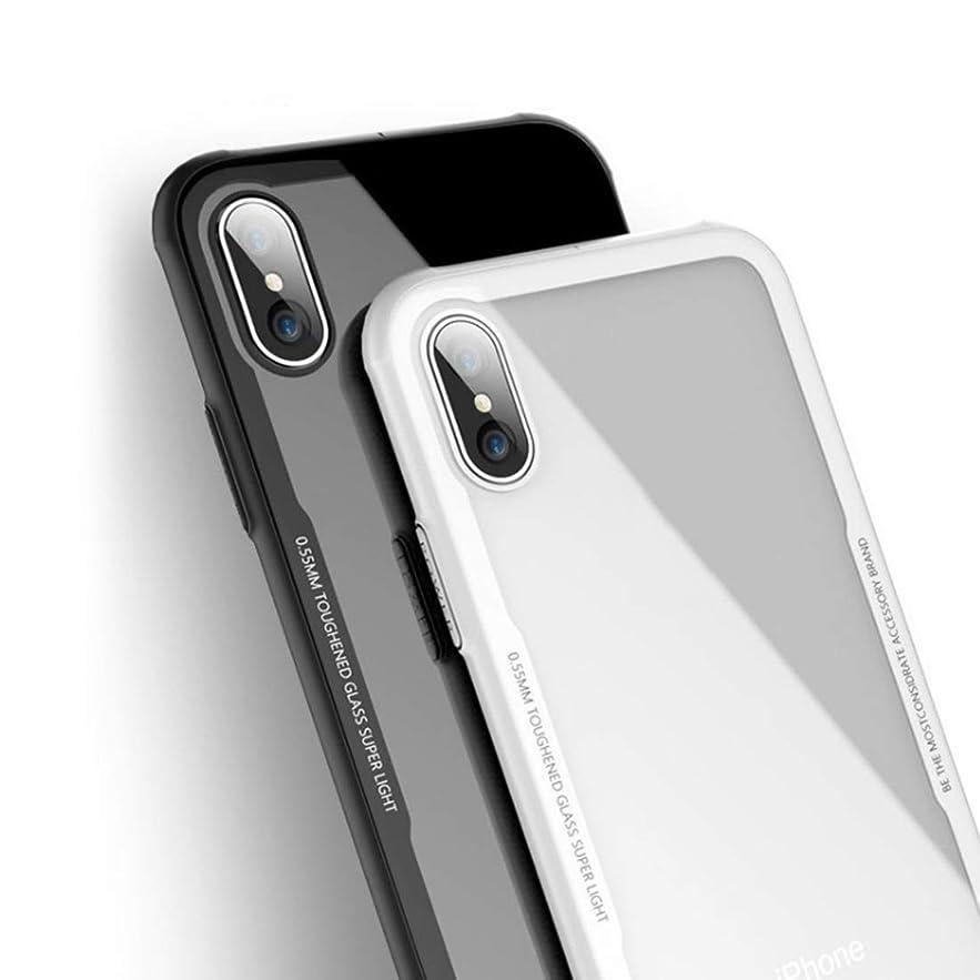 どっちでもシャワーコマンドA 電話ケース対応iPhoneXケースPhone 8ケース防塵耐衝撃Phone 7 Phone 7/8、Phone 6 / 6s、Phone 6plus新しい D (Color : Black and Red, Size : IPhone 6plus/6splus)