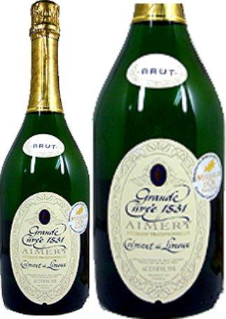 シュール・ダルク クレマン・ド ・リムー・グラン・キュヴェ1531 ・ド・エメリー(フランス-シャンパーニュ製法 発泡ワイン) 白 750ml