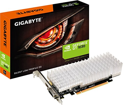 Gigabyte GeForce GT 1030 Low Profile 2G N1030SL-2GL