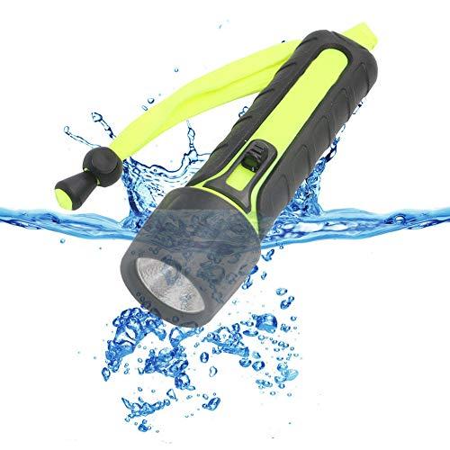 JSX wasserdichte Tauchens-Licht-Taschenlampe, 1200LM Q5 LED Laterne-Lampe Linternas Fackel Durch AA Tauchen Scuba Taschenlampen