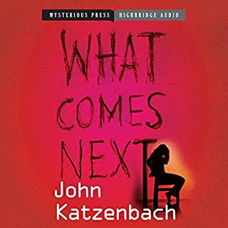 What Comes Next audiobook cover art
