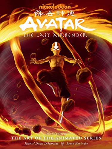 AVATAR LAST AIRBENDER ART ANIMATED SERIES HC (Avatar: the Last Airbender)