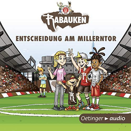 Die St. Pauli Rabauken - Entscheidungsspiel am Millerntor cover art