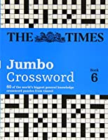 The Times 2 Jumbo Crossword 6 by The Times UK(2011-11-01)