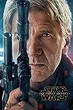Star Wars Episode 7 Poster Han Solo (61cm x 91,5cm)