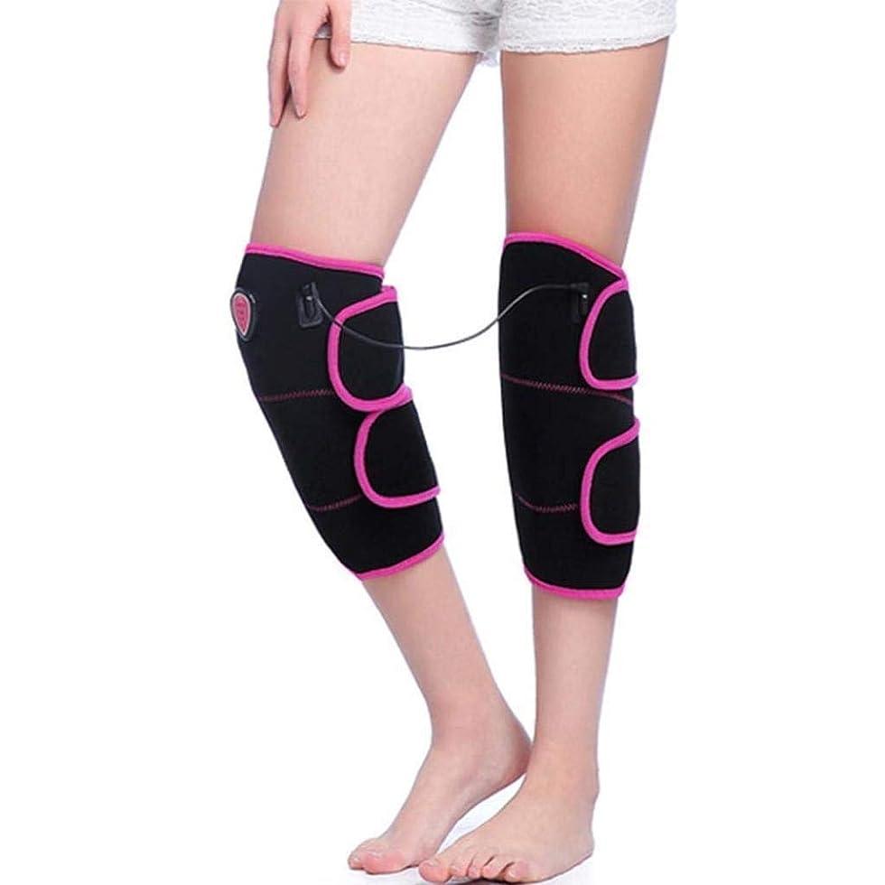 大佐提唱する行政フットマッサージャー、加熱式膝プロテクター、温熱oxi、膝捻Andおよび関節筋弛緩に適し、血液循環を促進/保温