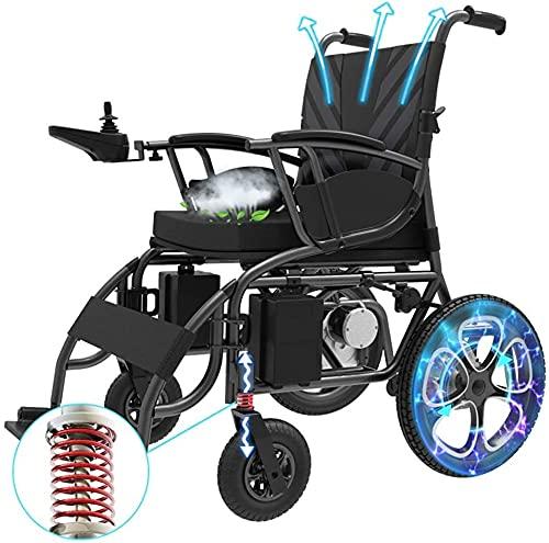 Portátil eléctrica totalmente automática para la silla de ruedas de la scooter multifuncional inteligente para los ancianos con discapacidades