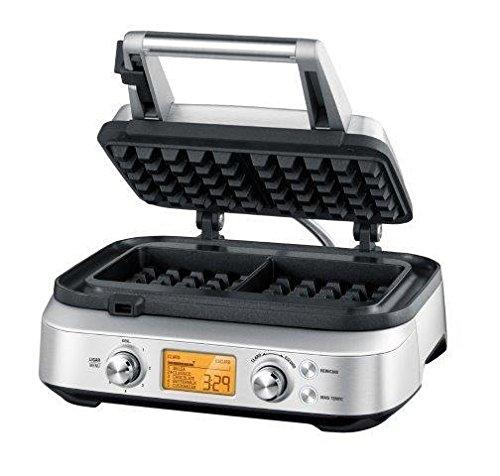 Waffle Maker 127V, Tramontina, 69058011, Prata