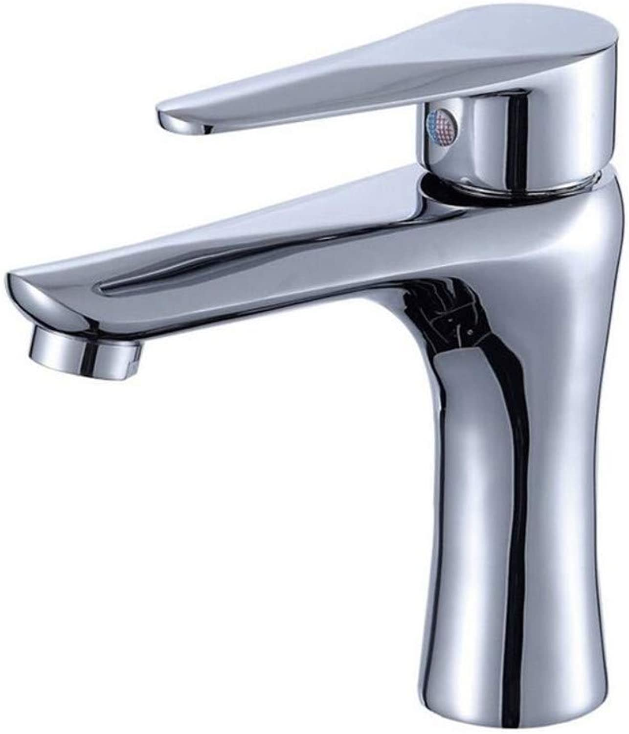 Bathroom Faucet Copper Hot and Cold Kitchen Sink Taps Kitchen Faucet Faucet Hot and Cold All-Copper Basin