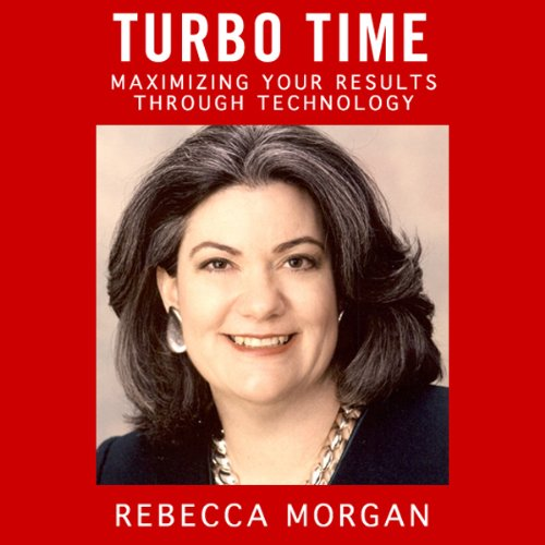 TurboTime audiobook cover art