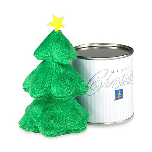 MacFlowers Albero Plüsch Weihnachtsbaum - Streifen