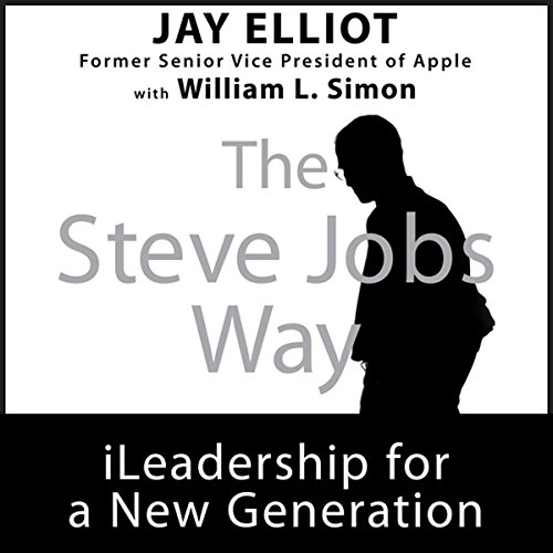 The Steve Jobs Way audiobook cover art