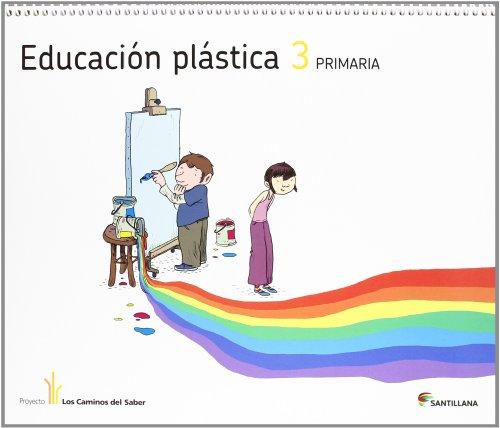 EDUCACION PLASTICA 3 PRIMARIA - 9788468011479