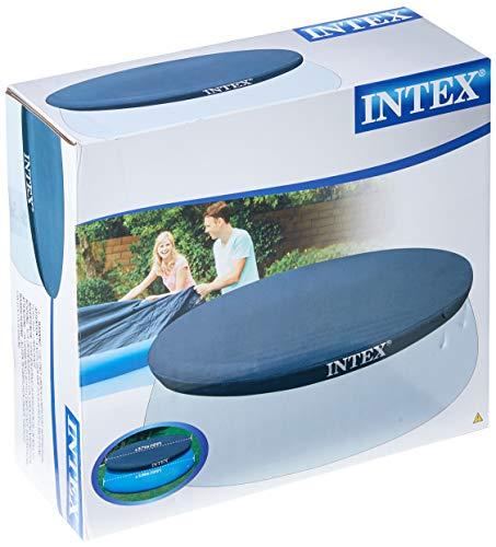 INTEX 28026 Abdeckplane für Pool, freistehend