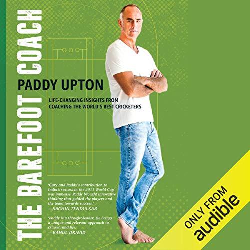 Page de couverture de The Barefoot Coach