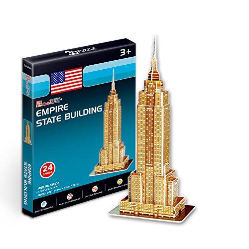 CubicFun-Puzzle 3D Empire State Building, x6682x65E0