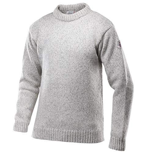 Devold Nansen Sweater Crew Neck, XXL, Grey Melange 770A