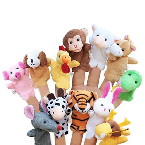 Limeow -   Finger-Puppen Set