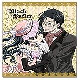 Great Eastern Entertainment 57670 Black Butler - CIEL & Sebastian Dresses Sublimation Throw Blanket, One Size, Muti/Colored