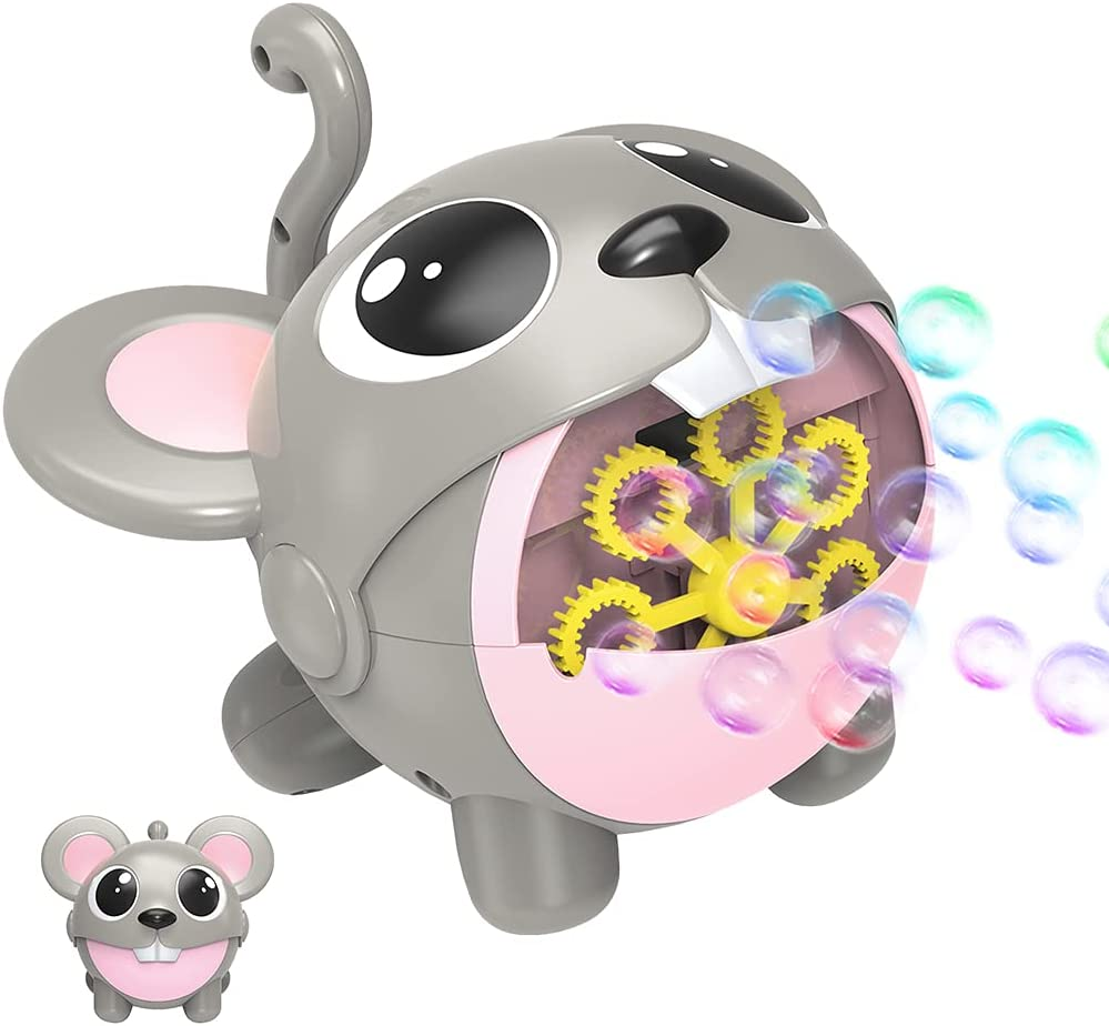 Jhua Outlet SALE Bubble Machine - Cute 3000+ Mouse Cartoon Sale special price Blower Bub