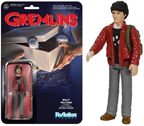 Funko Gremlins Billy Peltzer ReAction 3 3 4-Inch Retro Action Figure by Funko