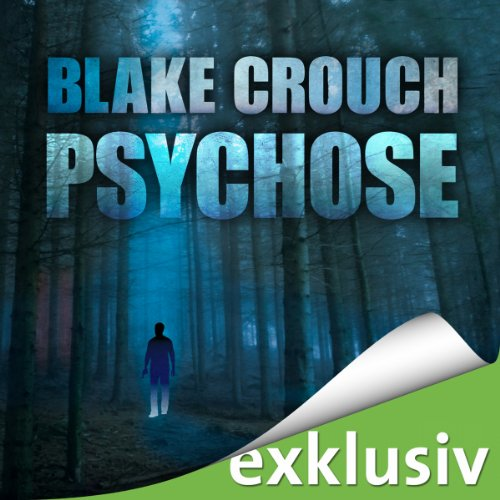Psychose audiobook cover art