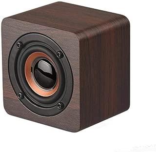 Serge Janov Wooden Wireless Bluetooth Speaker Portable