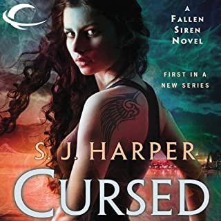 Cursed                   By:                                                                                                                                 S. J. Harper                               Narrated by:                                                                                                                                 Johanna Parker                      Length: 7 hrs and 47 mins     203 ratings     Overall 4.0