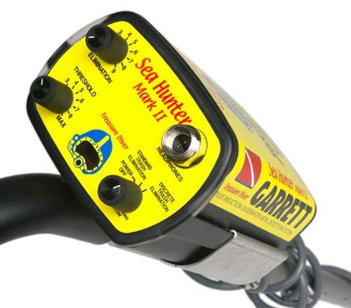 Garrett Sea Hunter MKII Metal Detector