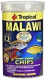 TROPICAL Malawi Chips Nourriture pour Aquariophilie 1000 ml