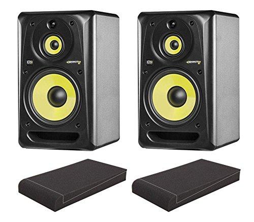 2 x KRK ROKIT RP10-3 G3 aktive Studio Monitore Set mit 2x 8