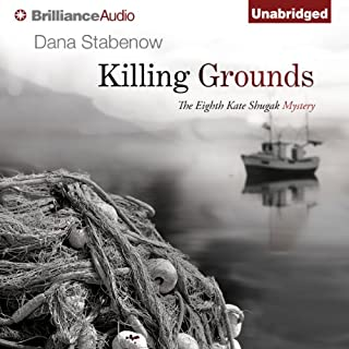 Killing Grounds audiobook cover art
